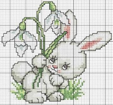 dibujos de punto de cruz imagenes