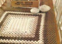 Preciosos diseños de manteles a crochet rectangulares