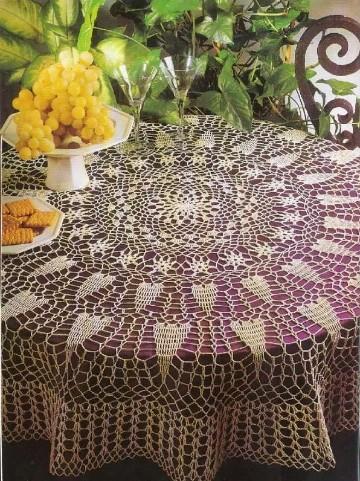 manteles para mesas redondas para boda