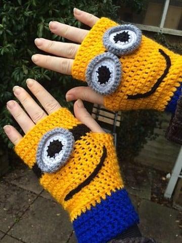 minions a crochet amigurumi