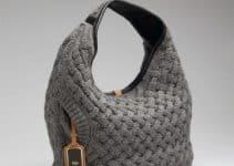 Modelos de bolsos tejidos con pasos faciles a seguir