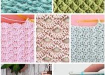 Aprende cuales son los puntos basicos del crochet