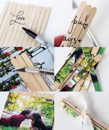 regalos manuales de amor hechos a mano