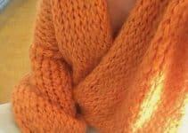 Sweaters a crochet puntos usados y patrones gratis