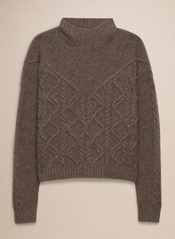 sweaters a crochet paso a paso