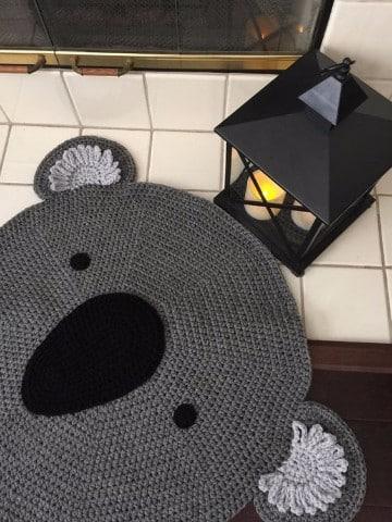 tapetes tejidos a crochet faciles