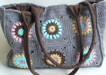 Teje los más encantadores bolsos de trapillo originales