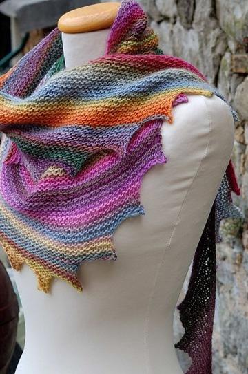 bufandas tejidas con gancho, como tejer bufandas modernas, bufandas tejidas a gancho paso a paso, bufanda circular a crochet