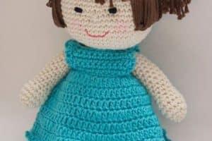 Saber como hacer muñecos de crochet, enamora!