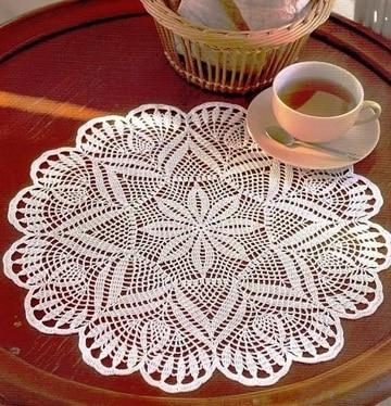 imagenes de carpetas tejidas clasico
