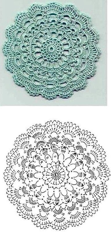 imagenes de carpetas tejidas modelo