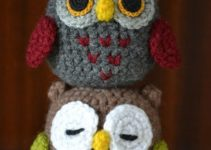 Hacer hermosas lechuzas tejidas al crochet