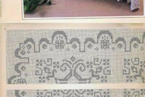 Sencillas y preciosas puntadas de crochet para colchas