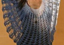 Las más atractivas salidas de playa tejidas a crochet