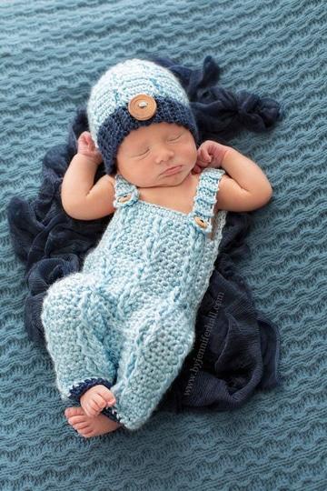 tejidos para bebes varones crochet