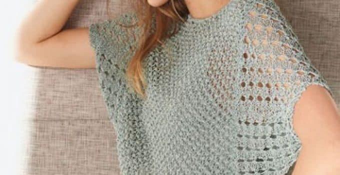 dcbb19bc9 Las mejores ideas de blusas tejidas a mano