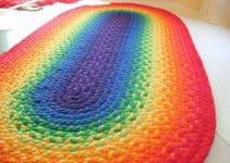 ¿Sabías como hacer alfombras con totora o trapillo?