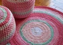 Ideas de como hacer alfombras de lana
