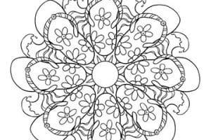 Bonitos dibujos para bordar a mano gratis