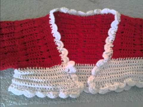 toreras tejidas a crochet facil