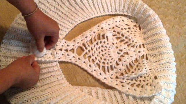 toreras tejidas a crochet modelos