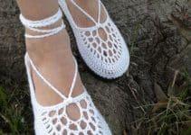 Como por el cielo, con estos zapatos tejidos para adultos