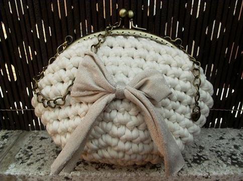 bolsa de mano para mujer vintage