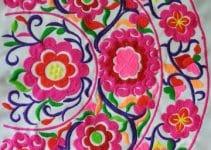 Ideas de dibujos para bordado mexicano