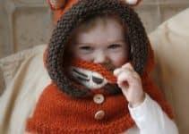 Sorprende a todos con estos gorros de lana con orejas