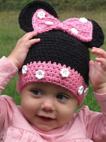 8eda457442dca gorros de lana para bebes que te mataran de ternura