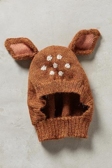 gorros de lana para niñas con orejas