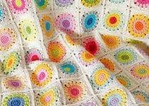 Te vas a enamorar de estas mantas tejidas para bebe