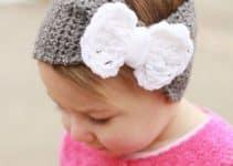 4 tipos de moños tejidos a crochet para hacer con tus manos