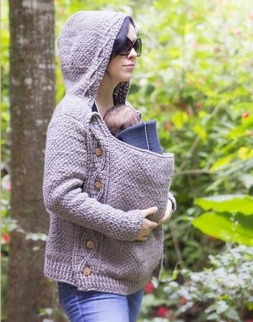mochilas para llevar bebes diseño mujeres