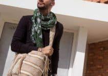 Las mochilas Wayuu para hombre, mucho más que un accesorio
