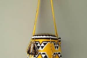Mochilas wayuu para mujer tan encantadoras como La Guajira