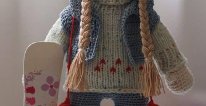 Amigurumis Muñecas : Muñecas amigurumis paso a paso tejidos a crochet paso a paso