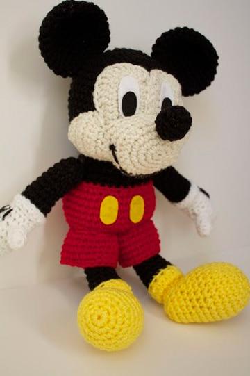 peluches de mickey mouse pequeño