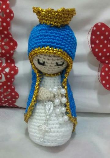 adornos a crochet para el hogar religiosos