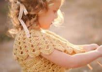Los chalecos de hilo a crochet, una moda muy cómoda