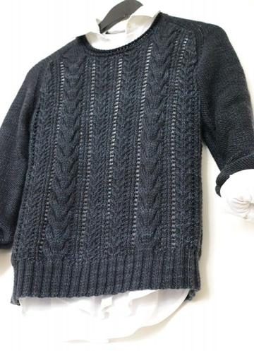 como tejer un jersey a crochet