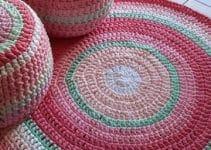 La armonía te inunda con un mar de cosas tejidas a crochet