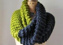 Para ellos y ellas, los cuellos de lana tejidos a palillo