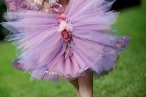 Los disfraces de maripositas de niña auténticos y sencillos