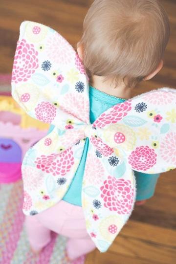 disfraces de maripositas de niña super sencillo