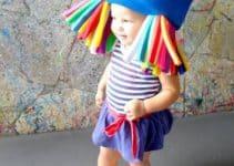 Los gorros divertidos para niños que nunca imaginaste