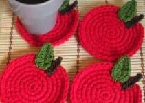 Gancho y lanas, igual a manualidades en crochet para cocina