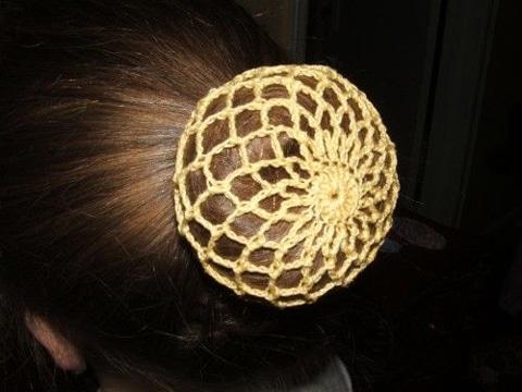 moñeras tejidas a crochet para bailarinas