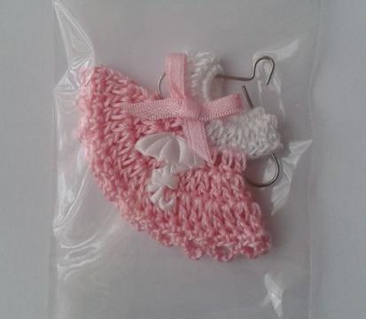 Ideas Para Recuerdos Baby Shower Nina.Los Recuerdos Baby Shower A Crochet Como Nunca Los Olvidaras