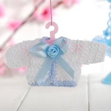 recuerdos baby shower a crochet tiernos